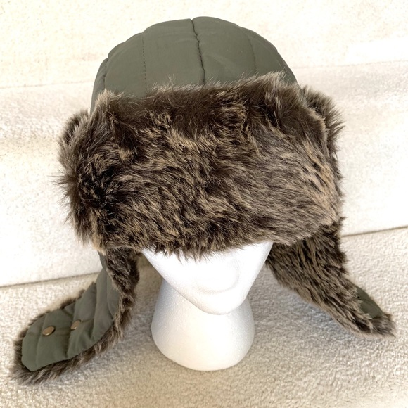 41c46c3c8ec Mossimo Supply Co. Accessories | Mossimo Supply Cotrapper Hat With ...